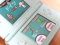 任天堂DSと目の健康