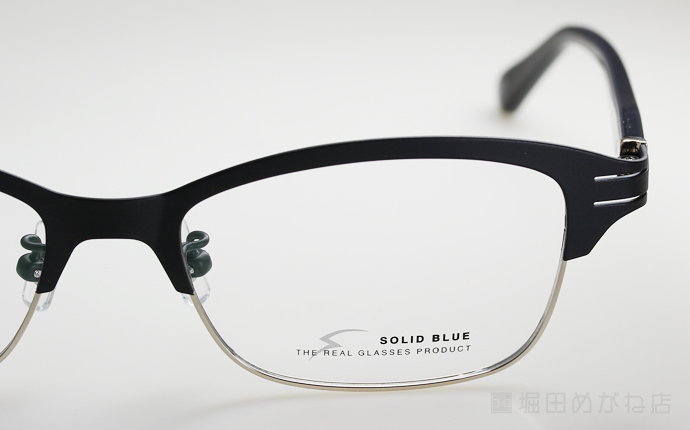 SOLID BLUE ソリッドブルー S-168